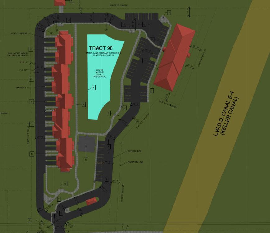 VoV Site Plan West